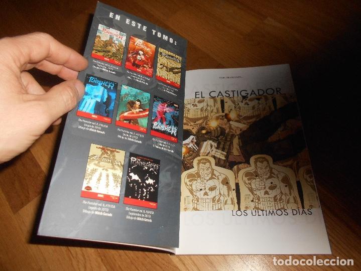 Cómics: El Castigador 6. Los Últimos Días - Edmondson - Gerads - Moritat - Panini PERFECTO RESTO DE ALMACEN - Foto 6 - 147981662
