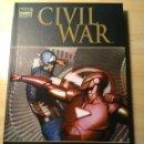 Cómics: IRON MAN CIVIL WAR. Lote 148013782