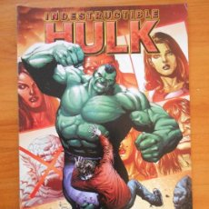 Cómics: EL INCREIBLE HULK - VOLUMEN 2 - VOL. 02 - Nº 31 - INDESTRUCTIBLE HULK - MARVEL - PANINI (BU). Lote 148155626