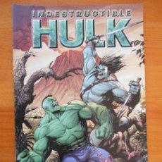 Cómics: EL INCREIBLE HULK - VOLUMEN 2 - VOL. 02 - Nº 32 - INDESTRUCTIBLE HULK - MARVEL - PANINI (BU). Lote 148155930