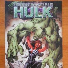 Cómics: EL INCREIBLE HULK - VOLUMEN 2 - VOL. 02 - Nº 33 - INDESTRUCTIBLE HULK - MARVEL - PANINI (BU). Lote 148156150