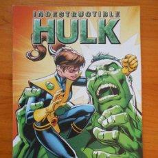 Cómics: EL INCREIBLE HULK - VOLUMEN 2 - VOL. 02 - Nº 34 - INDESTRUCTIBLE HULK - MARVEL - PANINI (BU). Lote 148156490
