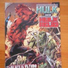 Cómics: EL INCREIBLE HULK - VOLUMEN 2 - VOL. 02 - Nº 35 - INDESTRUCTIBLE HULK - MARVEL - PANINI (BU). Lote 148156902