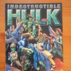Cómics: EL INCREIBLE HULK - VOLUMEN 2 - VOL. 02 - Nº 37 - INDESTRUCTIBLE HULK - MARVEL - PANINI (BU). Lote 148157558