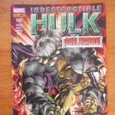 Cómics: EL INCREIBLE HULK - VOLUMEN 2 - VOL. 02 - Nº 40 - INDESTRUCTIBLE HULK - MARVEL - PANINI (BU). Lote 148158538