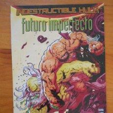 Cómics: EL INCREIBLE HULK - VOLUMEN 2 - VOL. 02 - Nº 42 - INDESTRUCTIBLE HULK - MARVEL - PANINI (BU). Lote 148159606