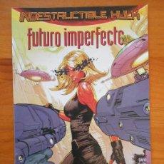 Cómics: EL INCREIBLE HULK - VOLUMEN 2 - VOL. 02 - Nº 43 - INDESTRUCTIBLE HULK - MARVEL - PANINI (BU). Lote 148160362