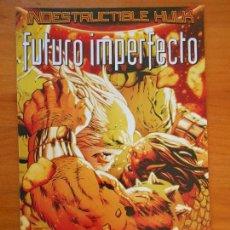 Cómics: EL INCREIBLE HULK - VOLUMEN 2 - VOL. 02 - Nº 44 - INDESTRUCTIBLE HULK - MARVEL - PANINI (BU). Lote 148160682