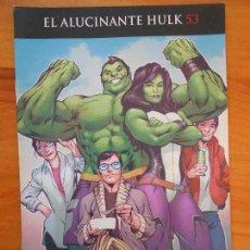 Cómics: EL INCREIBLE HULK - VOLUMEN 2 - VOL. 02 - Nº 53 - EL ALUCINANTE HULK - CIVIL WAR II - PANINI (BU). Lote 148163442
