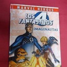 Cómics: MARVEL HEROES. LOS 4 FANTASTICOS. IMAGINAUTAS . PANINI . Lote 148182302