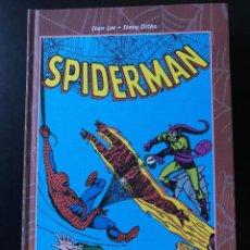 Cómics: SPIDERMAN STAN LEE STEVE DITKO 2 ¡NUEVO! BEST OF MARVEL ESSENTIALS PANINI. Lote 148271882
