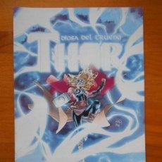 Cómics: THOR - VOLUMEN 5 - VOL. 5 - Nº 65 - THOR DIOSA DEL TRUENO - PANINI - MARVEL (9X). Lote 148431290