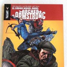 Cómics: ARCHER ARMSTRONG - CÓDIGO MIGUEL ANGEL - PANINI. Lote 148799666