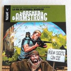 Cómics: ARCHER ARMSTRONG - LA IRA DE ETERNAL WARRIOR - PANINI. Lote 148799882