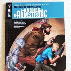 Cómics: ARCHER ARMSTRONG - ALLENDE DE TERRALLENDE - PANINI. Lote 148800150