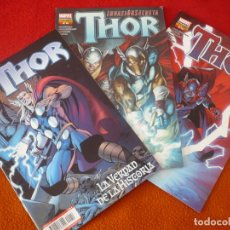 Cómics: THOR VOL. 6 NºS 12, 13 Y 14 ( FRACTION DAVIS ) ¡MUY BUEN ESTADO! MARVEL PANINI. Lote 148875794