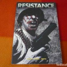 Cómics: RESISTANCE ( COSTA, PÉREZ Y SMITH ) ¡MUY BUEN ESTADO! PANINI . Lote 149095110