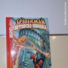 Cómics: MARVEL STYLE SPIDERMAN Y LA ANTORCHA HUMANA Nº 1 - PANINI -OFERTA. Lote 149354602