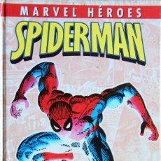 Fumetti: MARVEL HEROES: SPIDERMAN/INTEGRAL FRANK MILLER- MARVEL/PANINI 2010-TAPA DURA. Lote 147263590