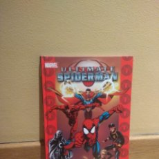 Cómics: ULTIMATE SPIDERMAN CABALLEROS. Lote 149761237