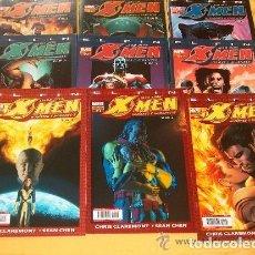 Cómics: X-MEN :EL FIN, COLECCION COMPLETA EN 3 MINISERIES DE CHRIS CLAREMONT Y SEAN CHEN. Lote 150279186