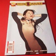 Cómics: DE KIOSCO NUEVOS MUTANTES 3 PANINI COMICS MAYO 2005 AÑO 1. Lote 150916602