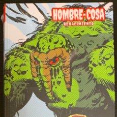 Cómics: HOMBRE-COSA RENACIMIENTO , MARVEL LIMITED EDITON , PANINI , NUEVO Y RETRACTILADO.. Lote 150937494