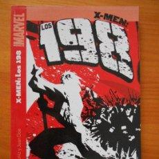 Cómics: X-MEN - LOS 198 - MARVEL - PANINI (8W). Lote 151375642