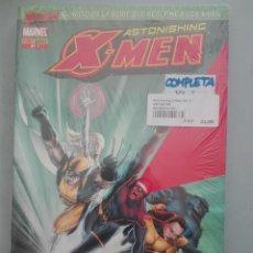Cómics: ASTONISHING X-MEN COMPLETA #. Lote 151481982