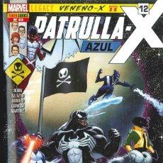 Cómics: PATRULLA X AZUL Nº 12. Lote 151450218