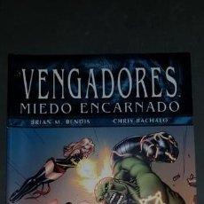Cómics: LOS VENGADORES MIEDO ENCARNADO VOL.4 Nº 14 ESTADO MUY BUENO PANINI MIRE MIS OTROS ARTICULOS. Lote 151557794