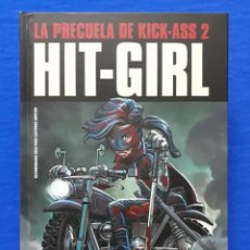 Cómics: HIT-GIRL, LA PRECUELA DE KICK-ASS 2. MARK MILLAR & JOHN ROMITA JR. PANINI CÓMICS, 2013, CÓMIC-BOOK. Lote 151604358