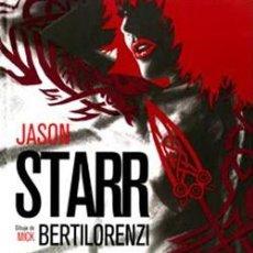 Cómics: ESCALOFRÍO - JASON STARR &: MICK BERTILORENZI - EXCELENTE. Lote 151850390