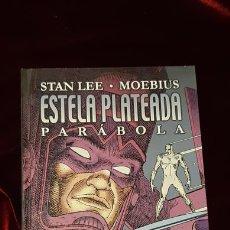 Cómics: ESTELA PLATEADA PARÁBOLA - STAN LEE Y MOEBIUS - PANINI 2011. Lote 151852108