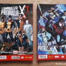 Comics: LA NUEVA PATRULLA-X - 1 A 22 - BENDIS IMMONEN - EL JUICIO DE JEAN GREY - PANINI. Lote 152027954