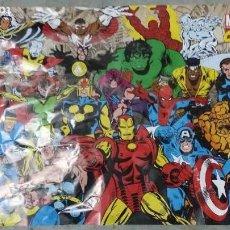 Cómics: 13221 MARVEL, POSTER, TRENDS, SUPERHEROES, SPIDERMAN, HULK.... Lote 152043558