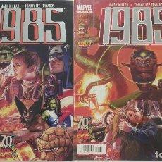 Cómics: 1985 1 Y 2 DE MARK MILLAR. Lote 152144606