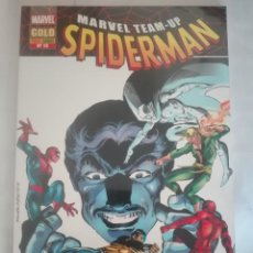 Cómics: MARVEL TEAM-UP SPIDERMAN MARVEL GOLD 13 #. Lote 152543834