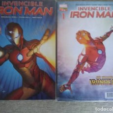 Cómics: INVENCIBLE IRON MAN. VOL 2. Nº 76 AL 82. PANINI. Lote 152557862