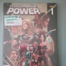 Cómics: ULTIMATE POWER COMPLETA#. Lote 152521066