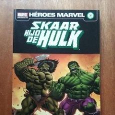 Cómics: PLANETA SKAAR, SKAAR HIJO DE HULK 2, HEROES MARVEL, PANINI COMICS. Lote 152595526
