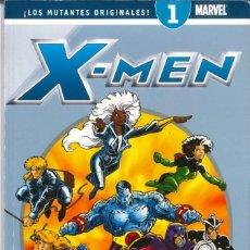 Cómics: COLECCIONABLE X-MEN NÚMERO 1 PANINI CÓMICS MARVEL. Lote 152916962