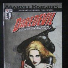Cómics: DAREDEVIL MARVEL KNIGHTS VOLUMEN 2, Nº 66. PANINI. BRIAN MICHAEL BENDIS & ALEX MALEEV / VOL II. Lote 153140558