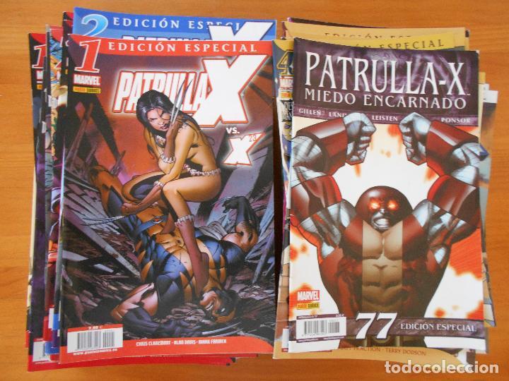 PATRULLA X VOLUMEN 3 COMPLETA - 77 NUMEROS - EDICION ESPECIAL - VOL. 3 - MARVEL - PANINI (FS) (Tebeos y Comics - Panini - Marvel Comic)
