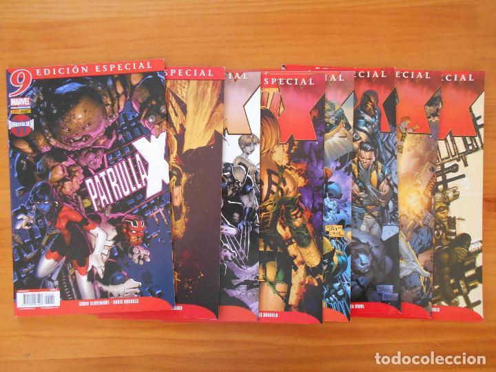 Cómics: PATRULLA X VOLUMEN 3 COMPLETA - 77 NUMEROS - EDICION ESPECIAL - VOL. 3 - MARVEL - PANINI (FS) - Foto 3 - 153194686