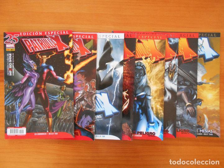 Cómics: PATRULLA X VOLUMEN 3 COMPLETA - 77 NUMEROS - EDICION ESPECIAL - VOL. 3 - MARVEL - PANINI (FS) - Foto 5 - 153194686