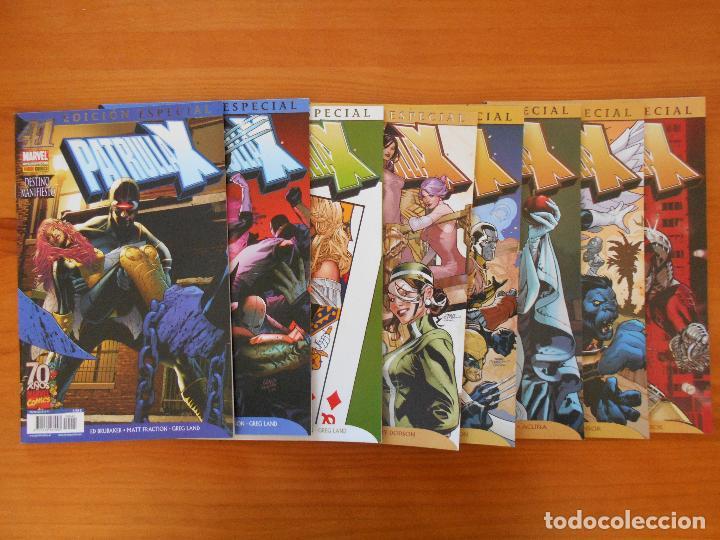 Cómics: PATRULLA X VOLUMEN 3 COMPLETA - 77 NUMEROS - EDICION ESPECIAL - VOL. 3 - MARVEL - PANINI (FS) - Foto 7 - 153194686