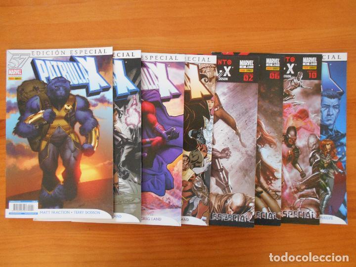 Cómics: PATRULLA X VOLUMEN 3 COMPLETA - 77 NUMEROS - EDICION ESPECIAL - VOL. 3 - MARVEL - PANINI (FS) - Foto 9 - 153194686