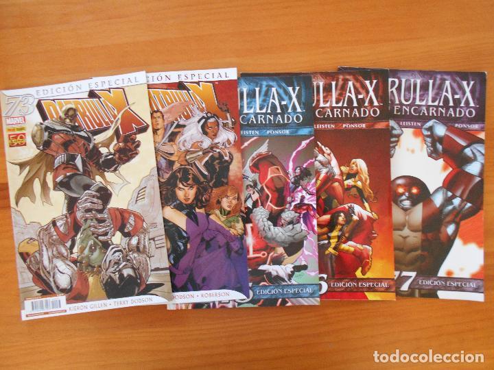 Cómics: PATRULLA X VOLUMEN 3 COMPLETA - 77 NUMEROS - EDICION ESPECIAL - VOL. 3 - MARVEL - PANINI (FS) - Foto 11 - 153194686