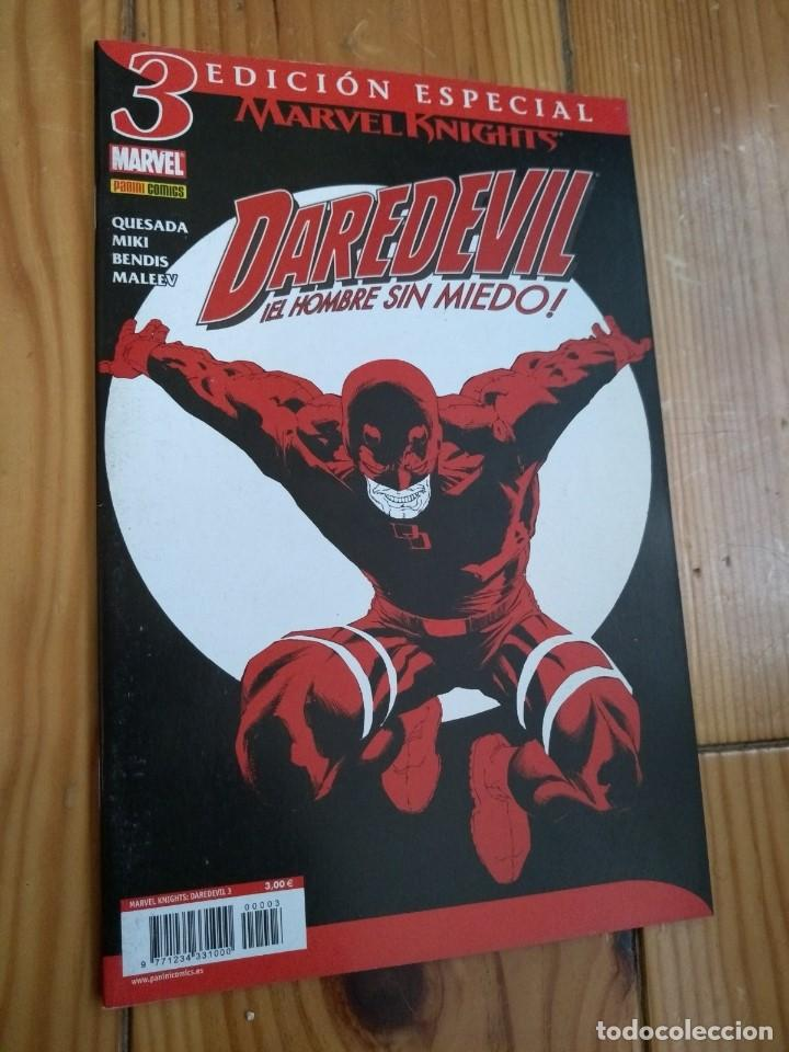 MARVEL KNIGHTS DAREDEVIL VOLÚMEN 2 Nº 3 - EXCELENTE ESTADO - 56 PÁGINAS (Tebeos y Comics - Panini - Marvel Comic)
